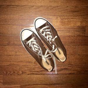 Converse | Brown Sneakers